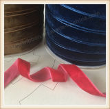 Hohes Festigkeit-Qualitäts-Samt-Farbband