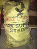 Sac en plastique PP tissé pour carbure de silicium, ciment, sable, engrais