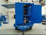 트레일러 유형 진공 변압기 기름 정화기