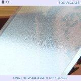 낮은 철 유리에 있는 강화 유리를 가진 3.2mm 태양 유리