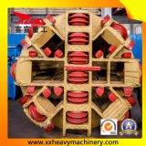機械を持ち上げる3500mmのスラリーの具体的な管