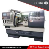 China Shandong Nova Marca Tornos CNC CK6136A
