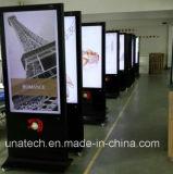 система LCD стойки пола 46/47inch Android рекламируя Signboard видео-дисплей