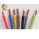 Precios flexibles del alambre eléctrico del cable eléctrico del PVC del fabricante de China