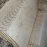 Het natuurlijke Beige Marmer van Tavera van de Steen, Tegels van de Steen van de Travertijn van de Steen de Zonnige Beige Marmeren