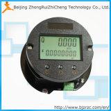 Debitómetro de vórtice para líquido e gasoso