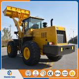 中国の生産162kw Zl50 5tonの車輪のローダー