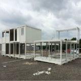 Modulares Behälter-Haus mit Cer-Bescheinigung