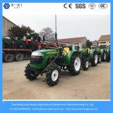 40HP-200HP 4 roues Chine Foton Tracteur / Agricole / Ferme / Tracteur de jardin / jardin