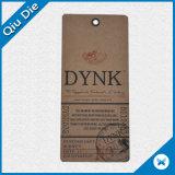 L'étiquette d'oscillation de Papier d'emballage de mode pour l'habillement adulte avec ISO9001 a reconnu