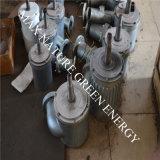 造られた鋼鉄回転子および固定子の中国の風力の製造業者OEMの生産