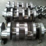 les longues pièces de moteur extérieures marines de 5000mm ont modifié le vilebrequin en acier