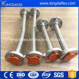 Flexibler hydraulischer Teflonschlauch des Flansch-Ss304/316