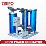 車の交流発電機が付いている350kVA Oripoの開いた小さい電気発電機