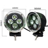 40W 5.5inch CREE LED Selbstarbeitsarbeits-Licht der lampen-LED