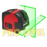 Dwars Lijn & Niveau van de Laser van het Schietlood het Groene (G22)