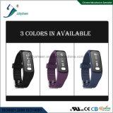 Le plus défunt et chaud ce sec de vente de bracelet de la pression sanguine ECG/PPG de fréquence cardiaque. RoHS, FCC
