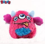 """4 het """" Leuke Roze Kleur Gevulde Stuk speelgoed van het Huisdier met Squeaker voor Puppy en Hond Bosw1064/10cm"""