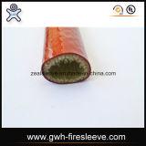 絶縁体のガラス繊維の袖Gwh-a-a