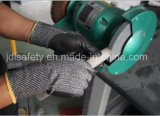 ANSI отрезал перчатку 4 работ с окунать PU (ND8098)