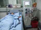 De dubbele LCD van de Pomp Machine van de Dialyse van het Scherm van de Aanraking