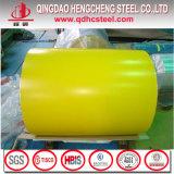 Bobina de aço galvanizada mergulhada quente Prepainted de PPGI