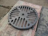 Grille ronde en fonte pour tempête En124 A15 B125