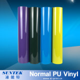 PU/PVC/PET/Glitter/Flock/Fluorescente T-shirt de impresión en vinilo de Cine de la transferencia de calor