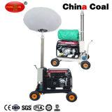 GroßhandelsMo-1200q hoher Mast-im Freien Emergency Generator-Ballon-Beleuchtung-Aufsatz