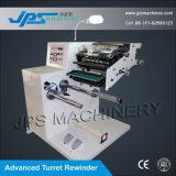 Etiqueta Self-Adhesive automático cortador com rebobinador de torre