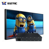 Mur vidéo processeur 3X3 Support résolution 1080p de 180 degrés de rotation de la vidéo