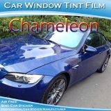 フィルムの車の窓のフィルムを染めている自己接着ビニールのカメレオン