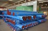 UL/FM ASTM A135 Sch40の赤い塗られた防火スプリンクラー鋼管