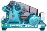 Beweglicher Rad-Kolben-Kompressor-riemengetriebener Luftverdichter
