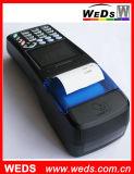 "2.8 "" LCD Screen를 가진 펀치 Card Handheld Terminal"