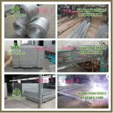 Fatto in Cina Decorative Temporary Fencing/Temporary Construction Fence Factory