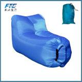 2017新しい機能膨脹可能な折るスリープの状態である不精な空気ソファーの椅子