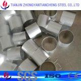 Kleines Aluminiumgefäß/Rohr in der Größe 1.5*0.3mm in der hellen Oberfläche im haarartigen Gefäß