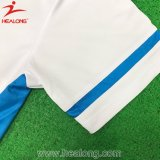 Healong Custom Hot Sublimation Fashion blanc T-Shirt de sport