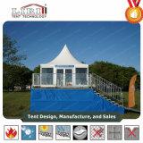 Tent 6m X 6m van de Pagode van het Meubilair van het Banket van het aluminium de Tent van de Tuin