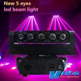 Feu de route 2015 Nouvelle étape 5PCS X 10W RGBW 4 à 1 LED tête mobile
