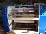 Ybrs-500 rebobinado de la película del estiramiento y máquina que raja
