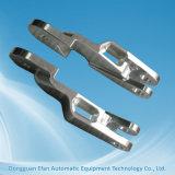 Peça de alumínio de trituração feita sob encomenda de montagem do CNC da precisão do serviço da fábrica de China