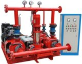 Fire Fight Dual-Power Water Supply Unit