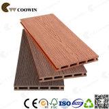 Extrudé Outdoor Waterproof Brown PVC Wooden Plastic Decking