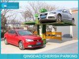 Solo sistema fácil giratorio inteligente del estacionamiento del coche