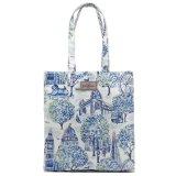 Form-Art-Frauen-Beutel-Fabrik-Preis-Segeltuch-Dame Handbag