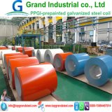 高品質主なPPGIは中国の電流を通された鋼鉄コイルをPrepainted