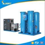 Hoge Zuiverheid 93%~99% Middelgroot Industrieel Knipsel en Lassen van de Installatie van de Zuurstof