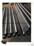 Los tubos de acero inoxidable ranura
